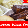 It's time for the 4th Annual Huntsville Restaurant Week and here are our New Market BBQ Specials