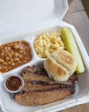 New Market BBQ Pit Smoked BBQ Beans