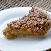 New Market BBQ Pecan Pie