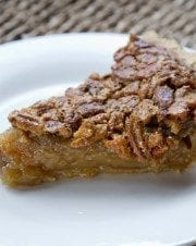 New Market BBQ Pecan Pie