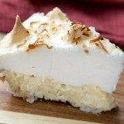 New Market BBQ Coconut Pie