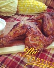 Smoked Chicken & Roasted Corn