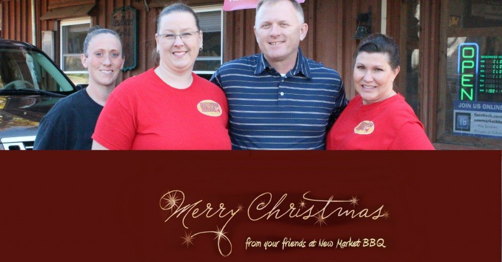 Merry Christmas from NMBBQ Photo