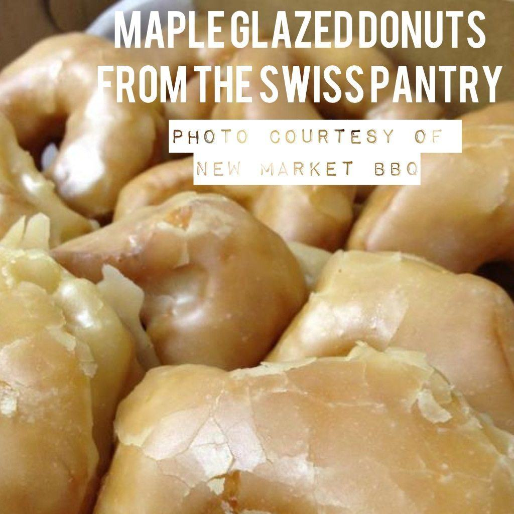 Swiss Pantry Maple Donuts