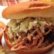 New Market BBQ Pulled Pork