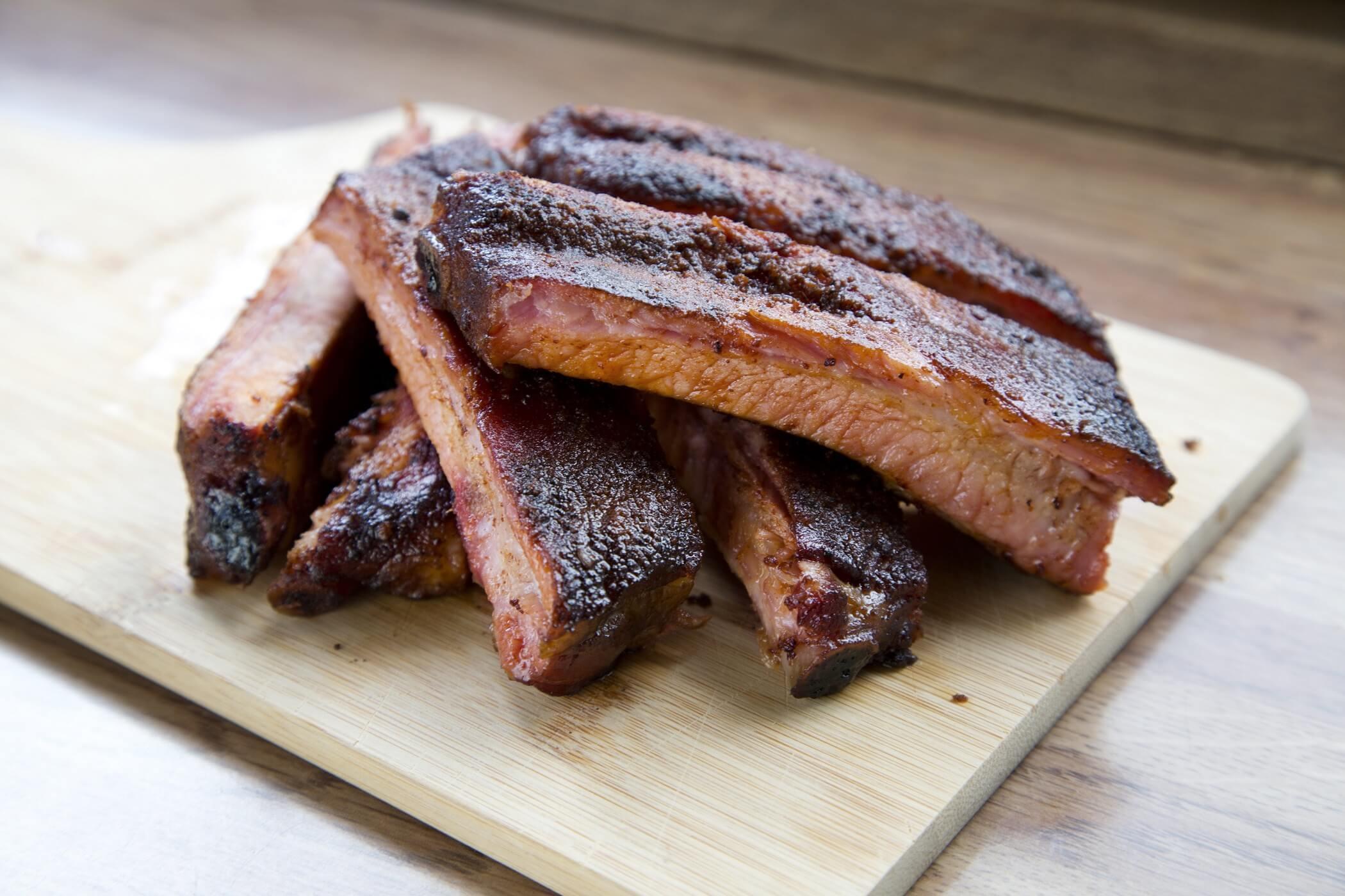 St. Louis Style Pork Spare Ribs