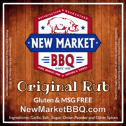 New Market BBQ Dry Rub