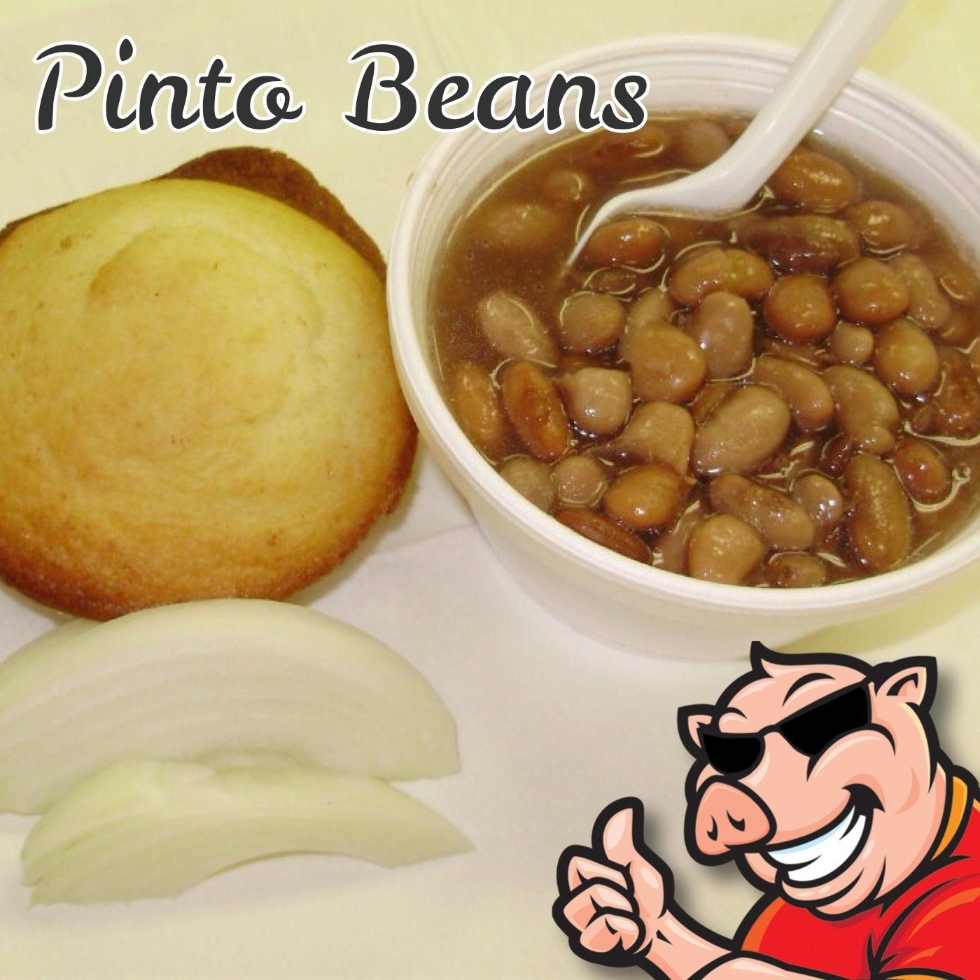 New Market BBQ Pinto Beans