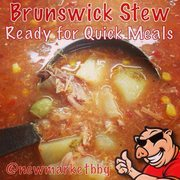 Bruckswick Stew by New Market BBQ
