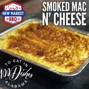 Smoked Mac n' Cheese by New Market BBQ