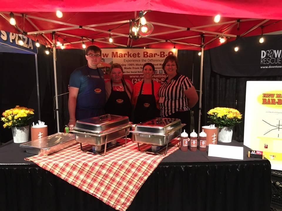 2017 Taste of Huntsville New Market BBQ